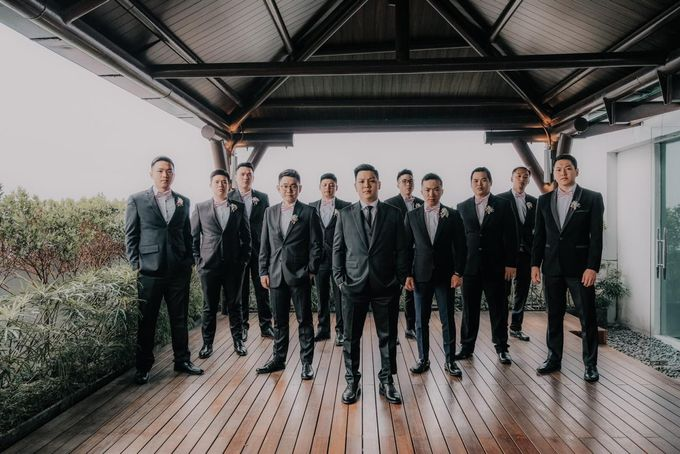 The Wedding of Ricky & Elvina by TurquoiSe Organizer - 011