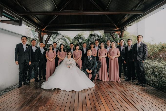 The Wedding of Ricky & Elvina by TurquoiSe Organizer - 014