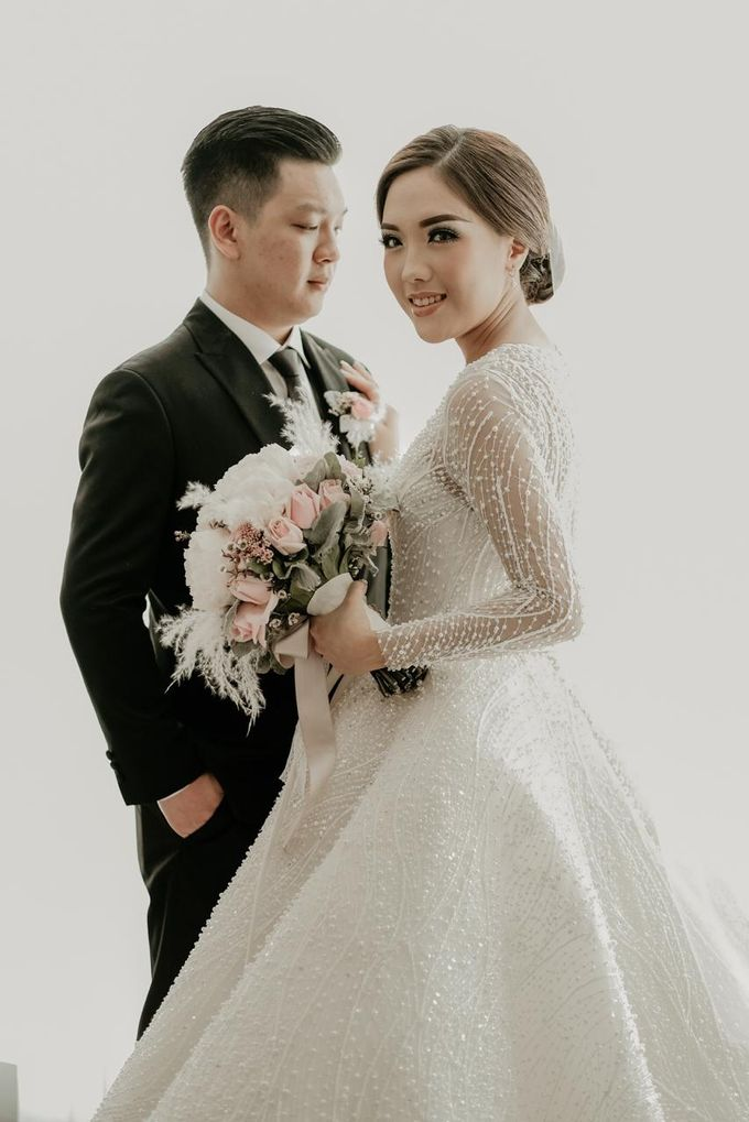 The Wedding of Ricky & Elvina by TurquoiSe Organizer - 023