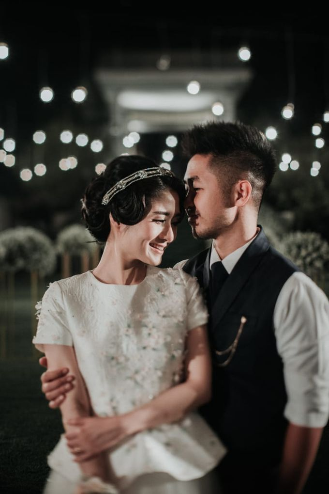 The Wedding of Vava & Giofany by TurquoiSe Organizer - 001