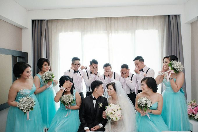 The Wedding of Hadiman & Sheila by TurquoiSe Organizer - 004