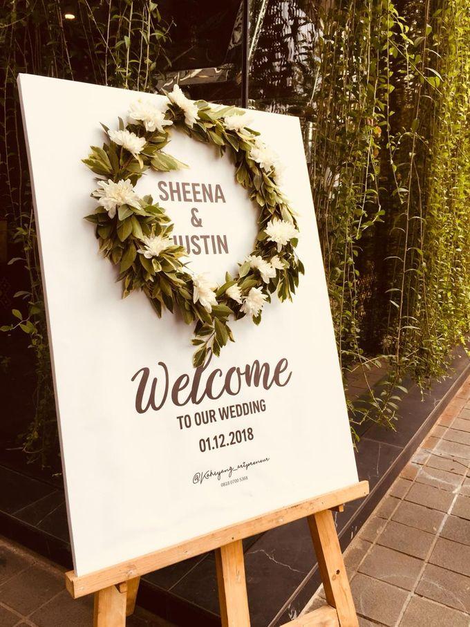 The Wedding Justin & Sheena 1 Dec 2018 by AVIARY Bintaro - 005