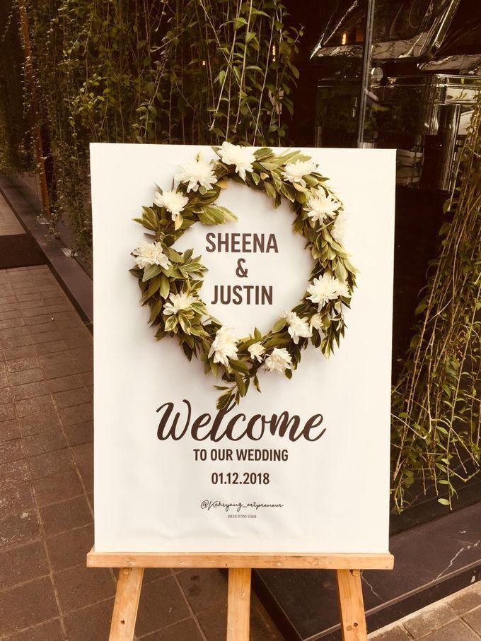 The Wedding Justin & Sheena 1 Dec 2018 by AVIARY Bintaro - 006