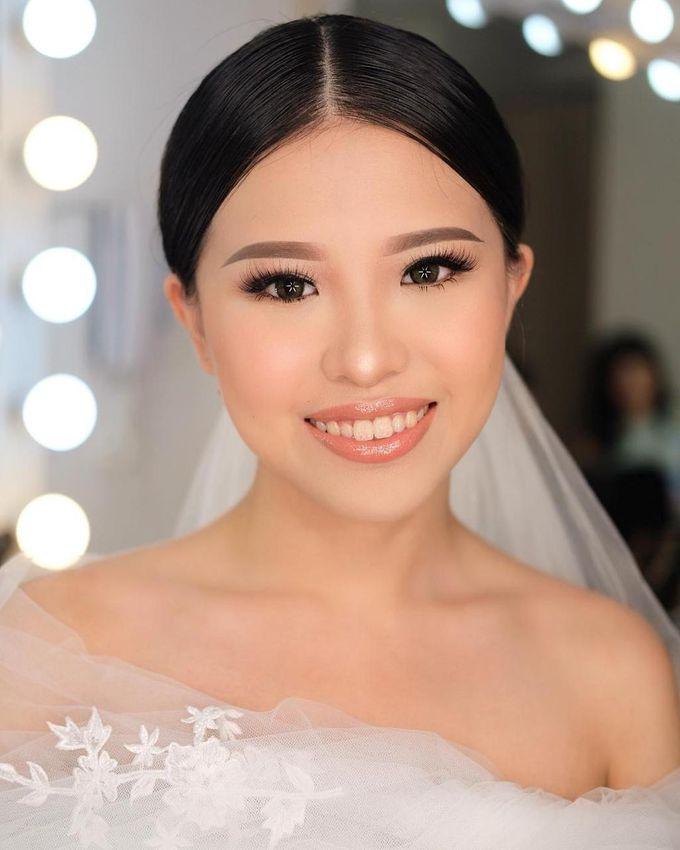 The Wedding by Vanny Adelina by VA Make Up Artist - 003