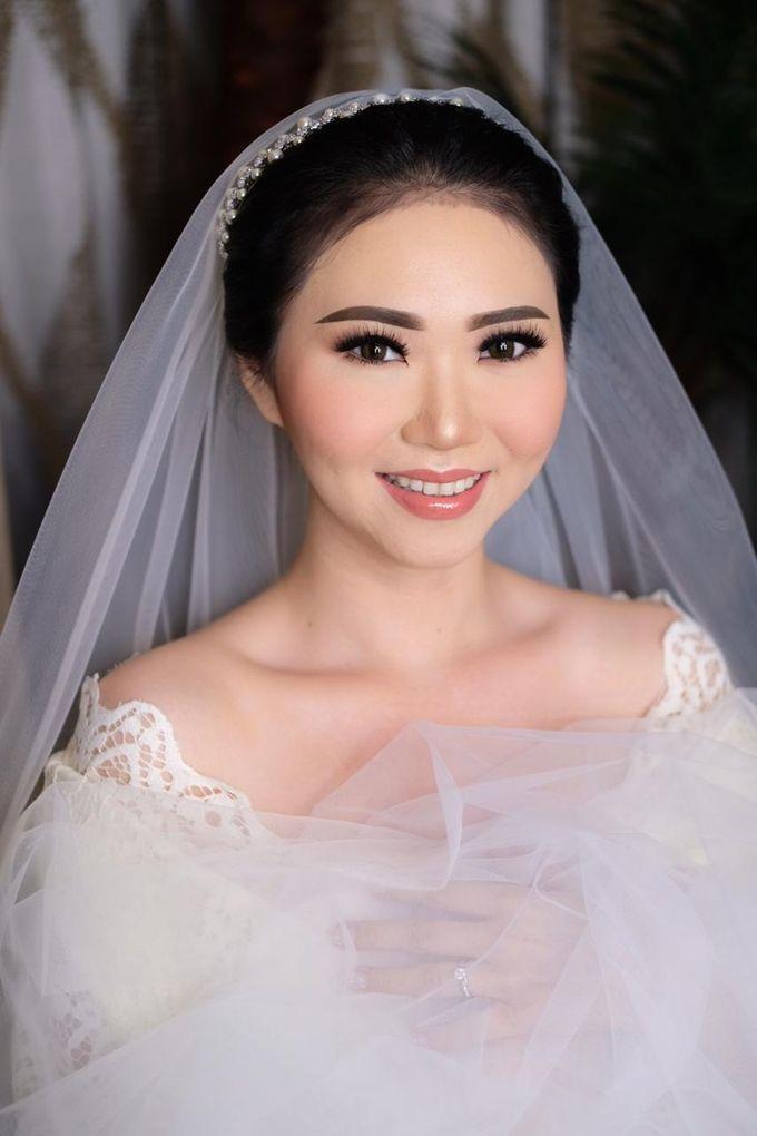 The Wedding by Vanny Adelina by VA Make Up Artist - 001
