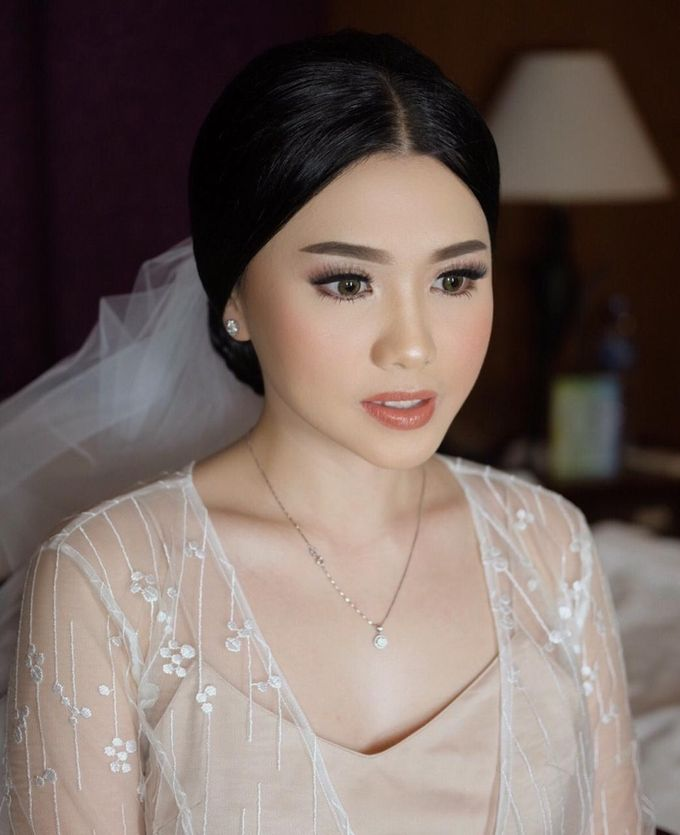 The Wedding by Shelvy Koe by VA Make Up Artist - 016