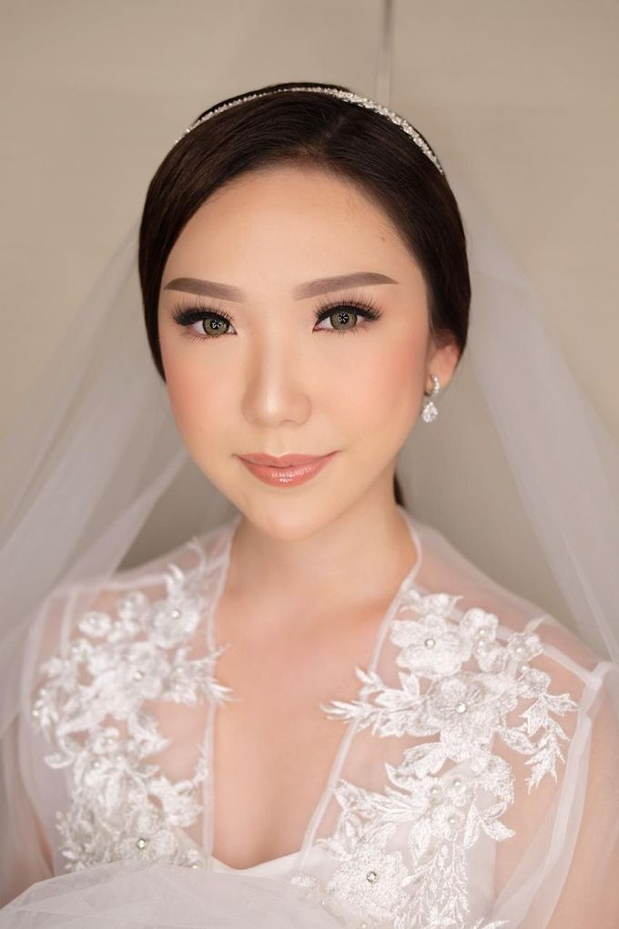 The Wedding by Vanny Adelina by VA Make Up Artist - 007