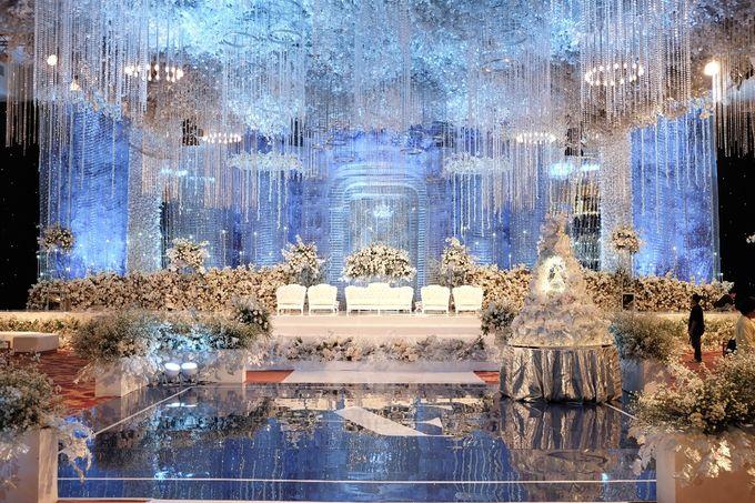 Albert & Felicia Wedding by De Sketsa decoration - 001