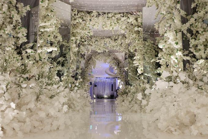 Albert & Felicia Wedding by De Sketsa decoration - 006