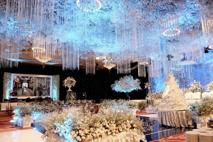 Albert & Felicia Wedding by De Sketsa decoration - 003