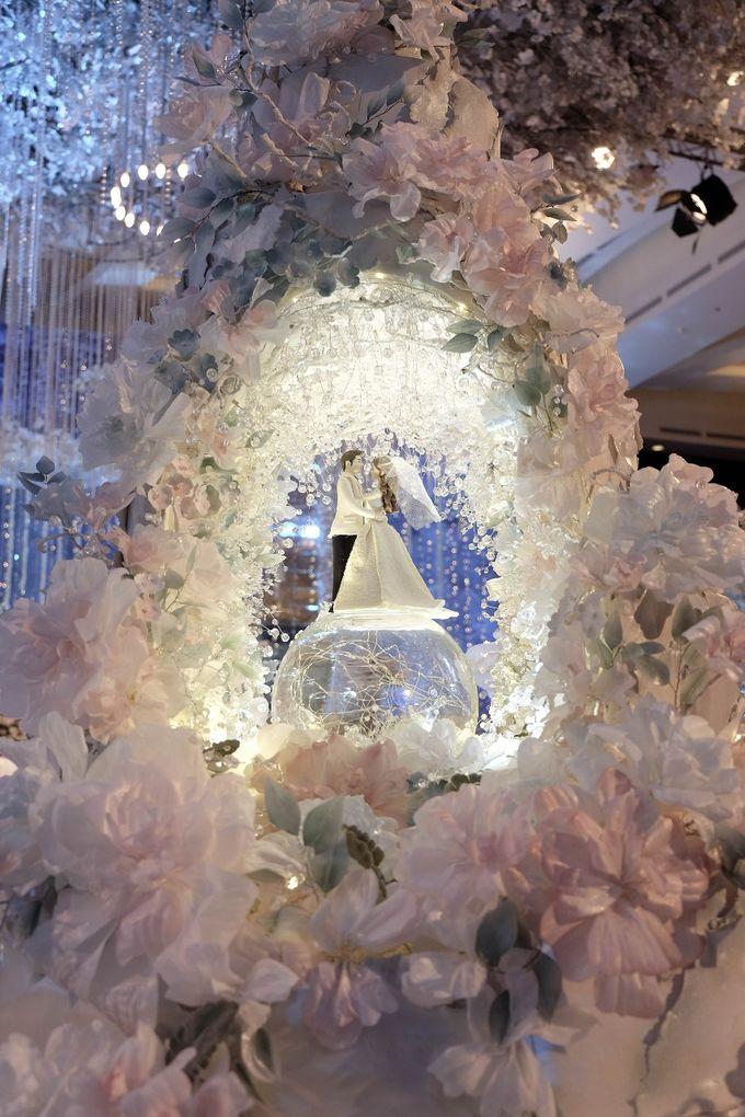Albert & Felicia Wedding by De Sketsa decoration - 004