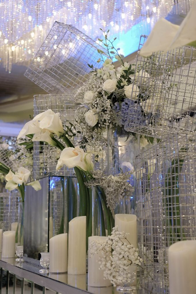 Albert & Felicia Wedding by De Sketsa decoration - 005
