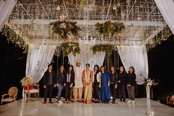Royal Indian Wedding by Pine Hill Cibodas - 016