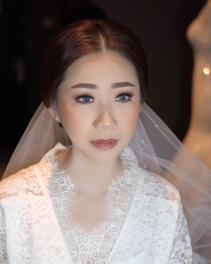 The Wedding by Shelvy Koe by VA Make Up Artist - 010