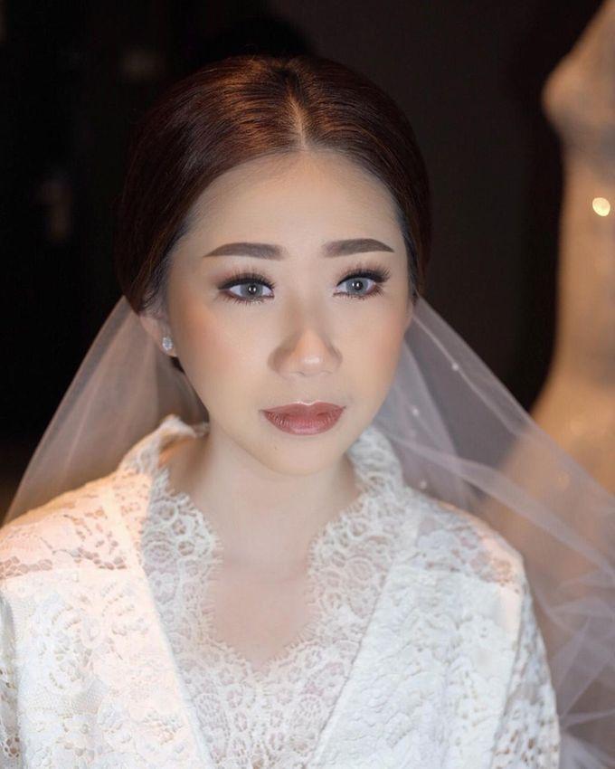The Wedding by Shelvy Koe by VA Make Up Artist - 018
