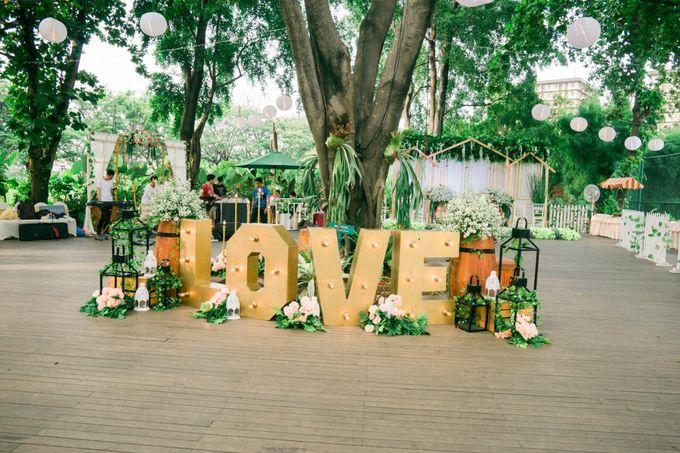 Wedding of  Huawei & Kartika by Hotel Sahid Jaya Lippo Cikarang - 001
