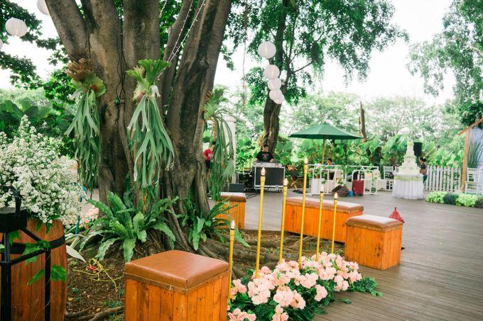 Wedding of  Huawei & Kartika by Hotel Sahid Jaya Lippo Cikarang - 002