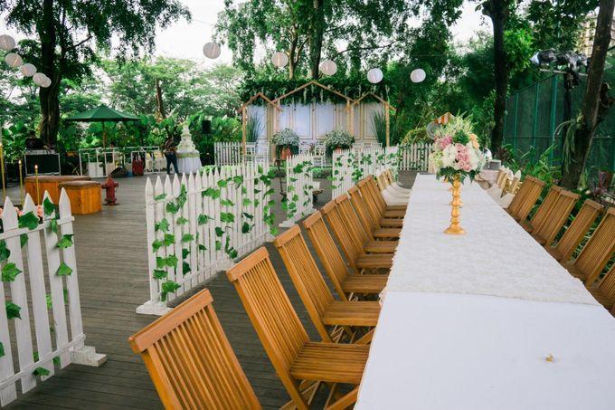 Wedding of  Huawei & Kartika by Hotel Sahid Jaya Lippo Cikarang - 003