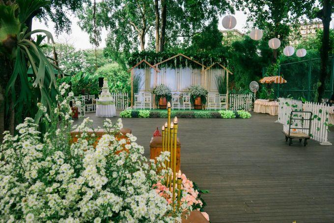Wedding of  Huawei & Kartika by Hotel Sahid Jaya Lippo Cikarang - 004
