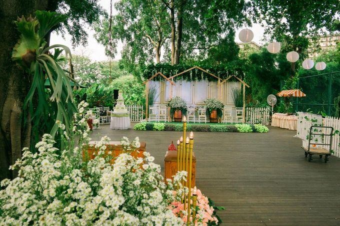 Wedding of  Huawei & Kartika by Hotel Sahid Jaya Lippo Cikarang - 005