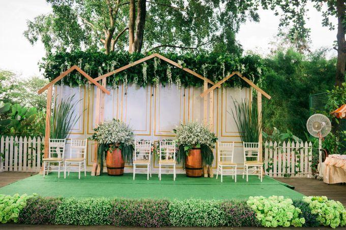 Wedding of  Huawei & Kartika by Hotel Sahid Jaya Lippo Cikarang - 006