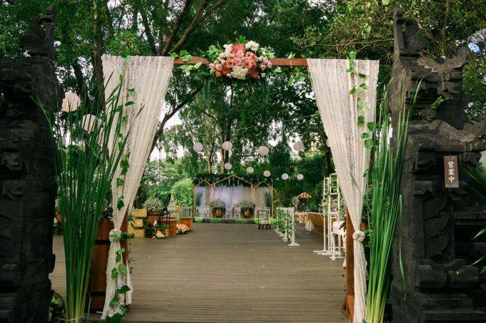 Wedding of  Huawei & Kartika by Hotel Sahid Jaya Lippo Cikarang - 007
