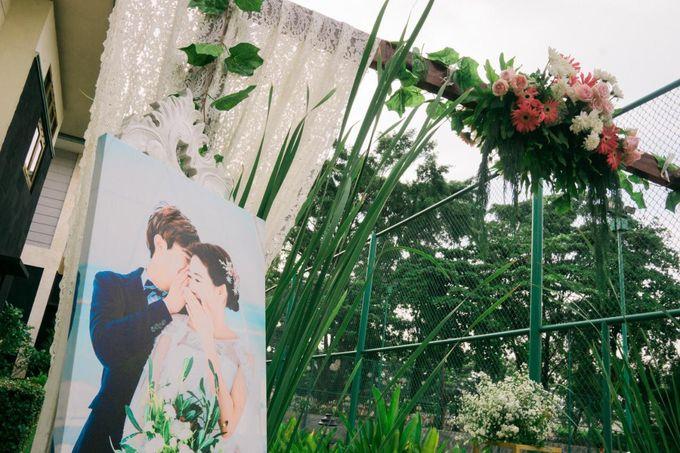 Wedding of  Huawei & Kartika by Hotel Sahid Jaya Lippo Cikarang - 008