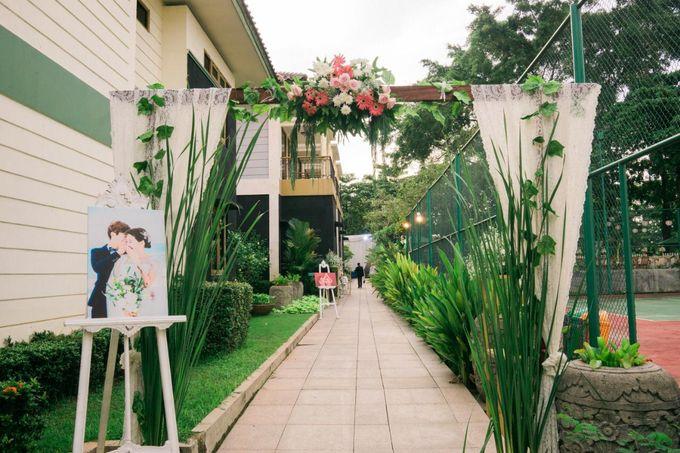 Wedding of  Huawei & Kartika by Hotel Sahid Jaya Lippo Cikarang - 009