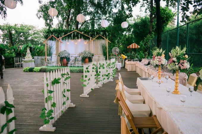Wedding of  Huawei & Kartika by Hotel Sahid Jaya Lippo Cikarang - 010