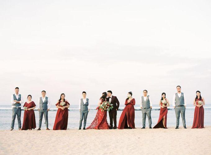 Wedding of Kevin & Clea by Sofitel Bali Nusa Dua Beach Resort - 011