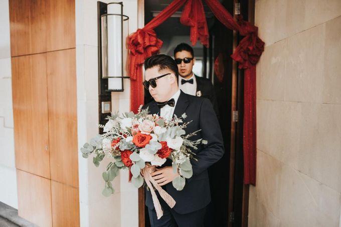 Wedding of Kevin & Clea by Sofitel Bali Nusa Dua Beach Resort - 005