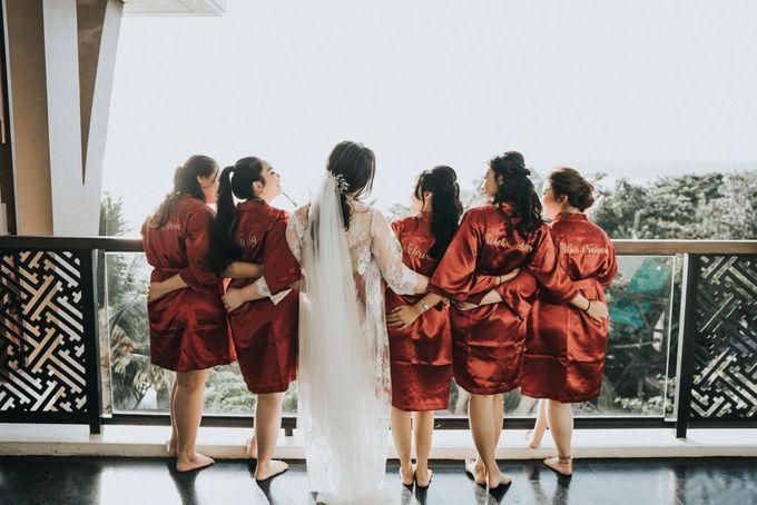 Wedding of Kevin & Clea by Sofitel Bali Nusa Dua Beach Resort - 004