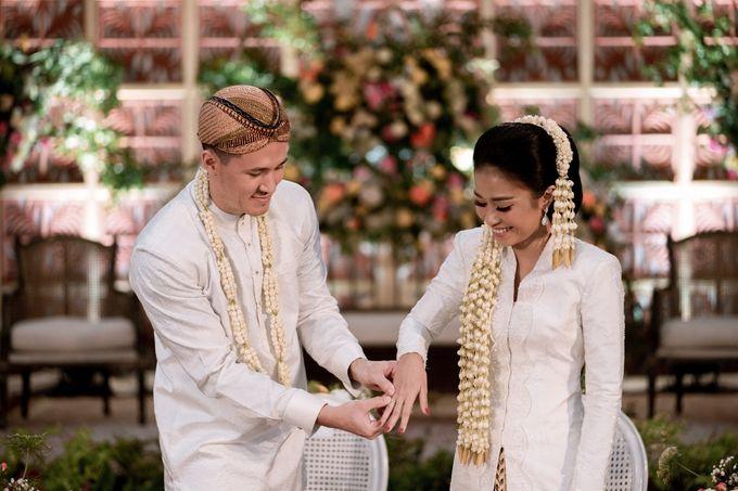 Robert & Amel by One Heart Wedding - 017