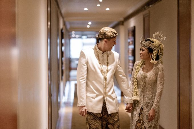 Robert & Amel by One Heart Wedding - 031