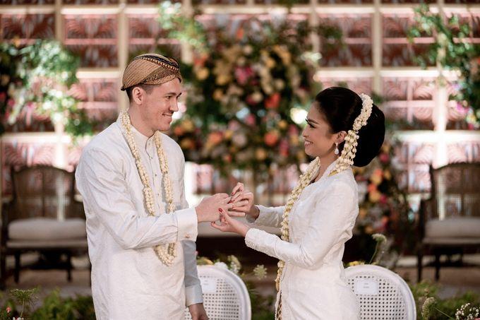 Amelia & Robert by One Heart Wedding - 023