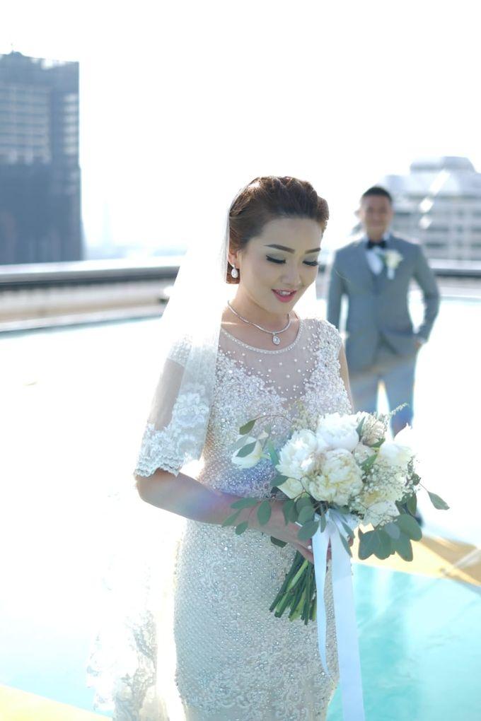 Claresa & Rendy by MERCANTILE PENTHOUSE WEDDING - 007