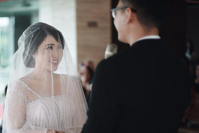 The Wedding Of Ary & Marsha by Finest Organizer - 003