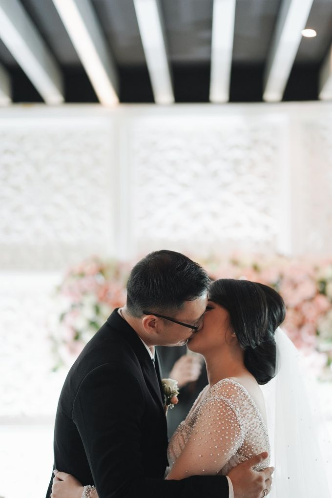 The Wedding Of Ary & Marsha by Finest Organizer - 002