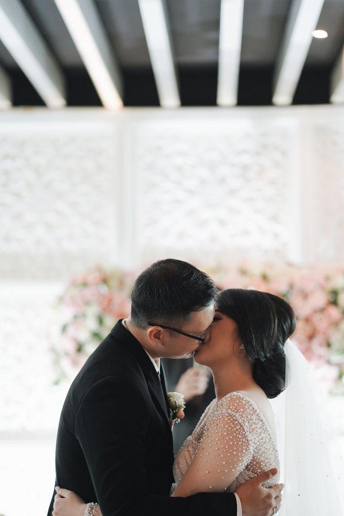The Wedding Of Ary & Marsha by Finest Organizer - 009