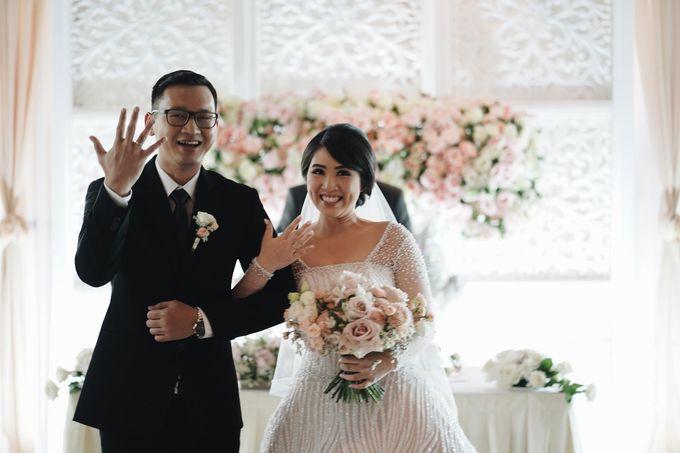 The Wedding Of Ary & Marsha by Finest Organizer - 011