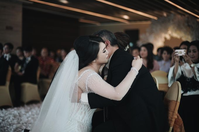 The Wedding Of Ary & Marsha by Finest Organizer - 012