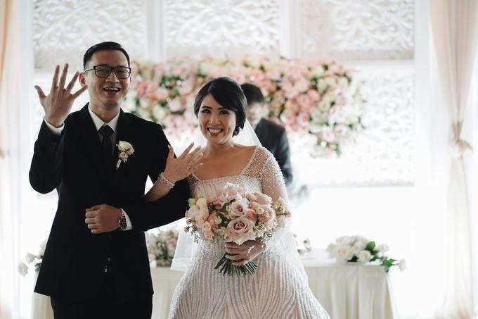 The Wedding Of Ary & Marsha by Finest Organizer - 013