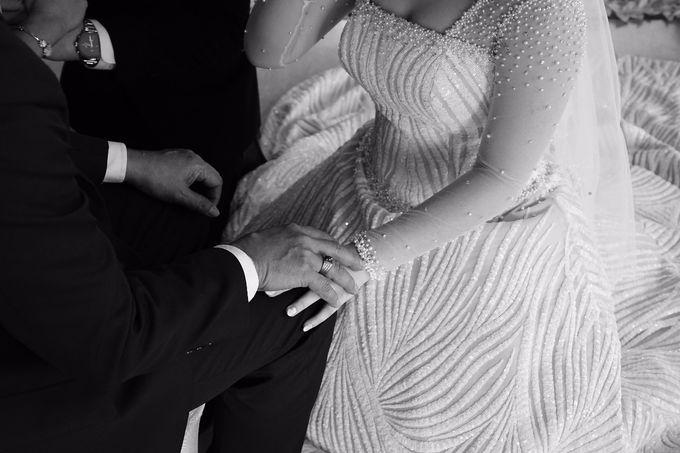 The Wedding Of Ary & Marsha by Finest Organizer - 018
