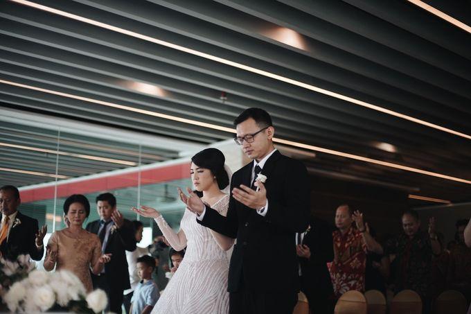 The Wedding Of Ary & Marsha by Finest Organizer - 020
