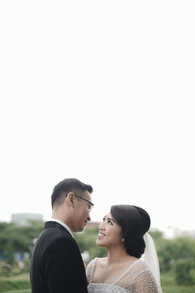 The Wedding Of Ary & Marsha by Finest Organizer - 021