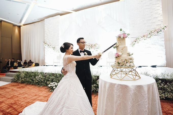 The Wedding Of Ary & Marsha by Finest Organizer - 027