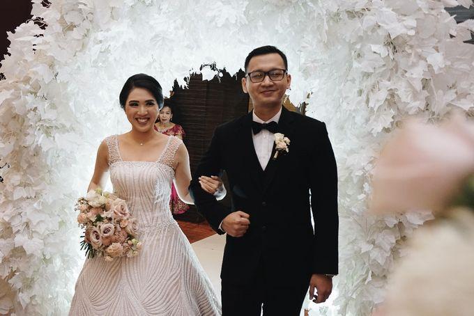The Wedding Of Ary & Marsha by Finest Organizer - 029