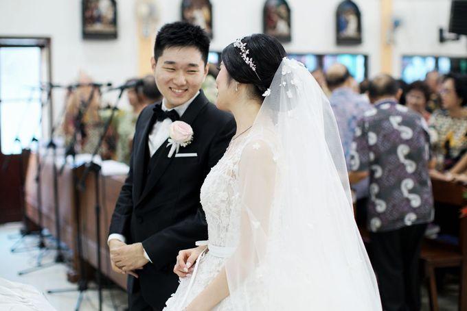 The Wedding Of Ary & Marsha by Finest Organizer - 030