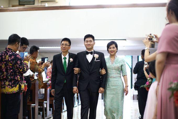 The Wedding Of Ary & Marsha by Finest Organizer - 031