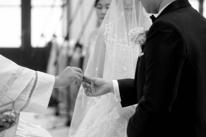 The Wedding Of Ary & Marsha by Finest Organizer - 032